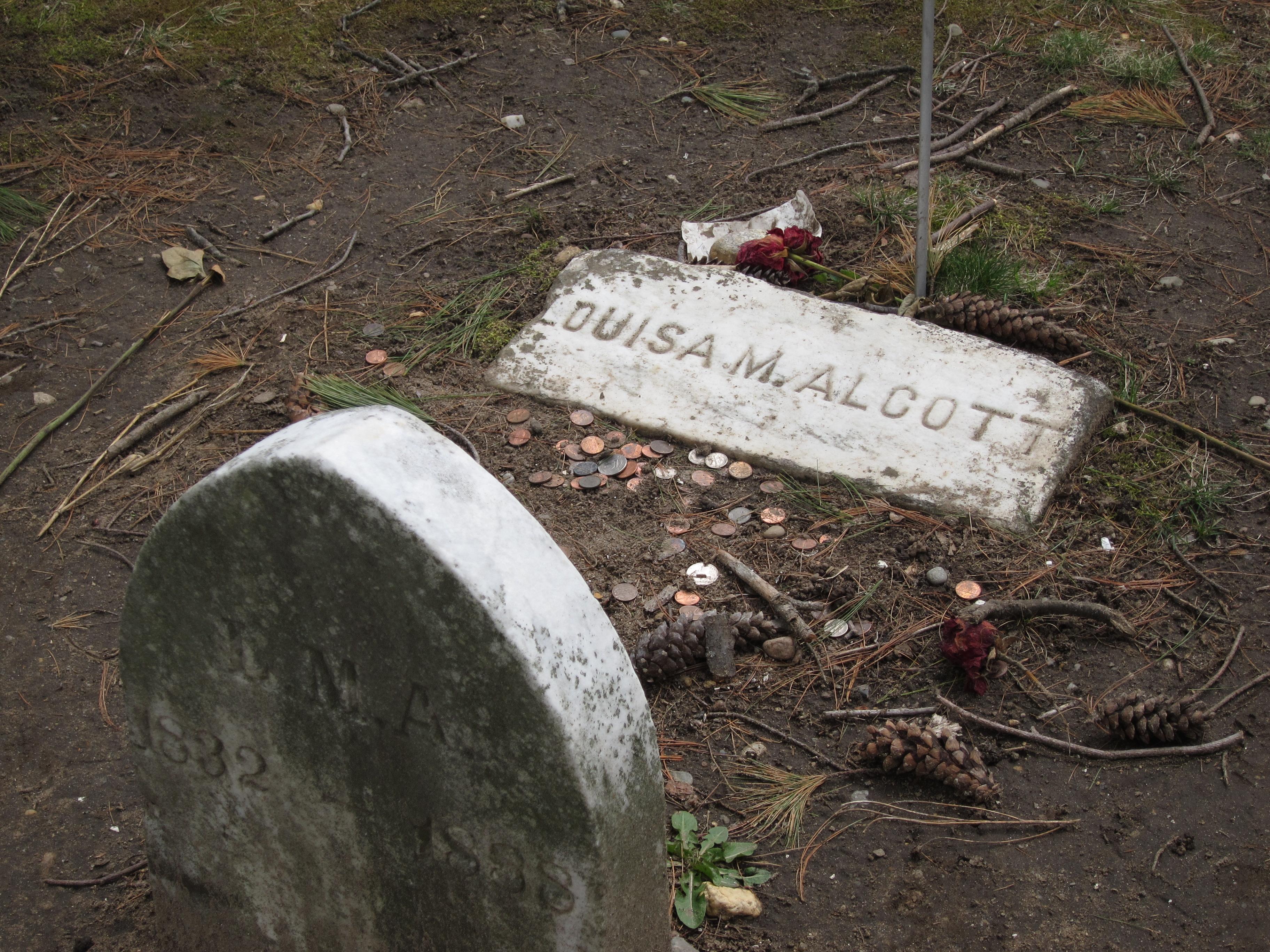 Alcott Grave