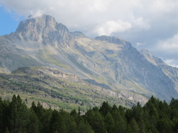 Maloja Mountain