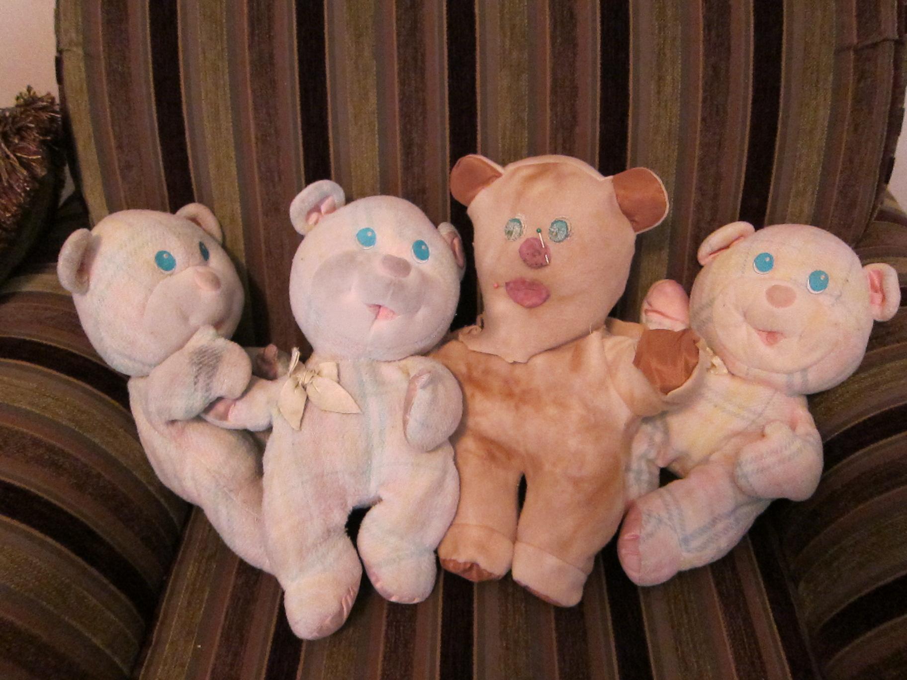 Fluffy's Friends